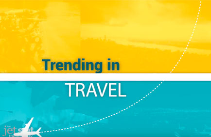 Trending in Travel